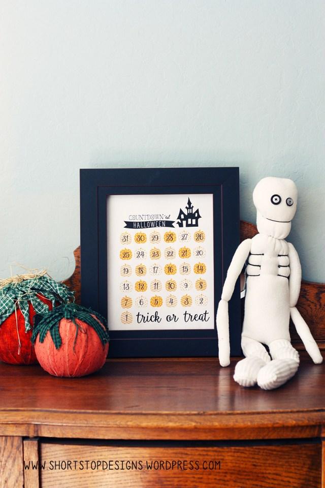 Halloween Countdown 20115