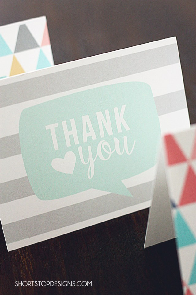 PRINTABLE NOTE CARDS THANK YOU1