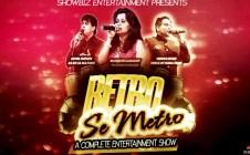 Promo 'Retro Se Metro' Tour 2016