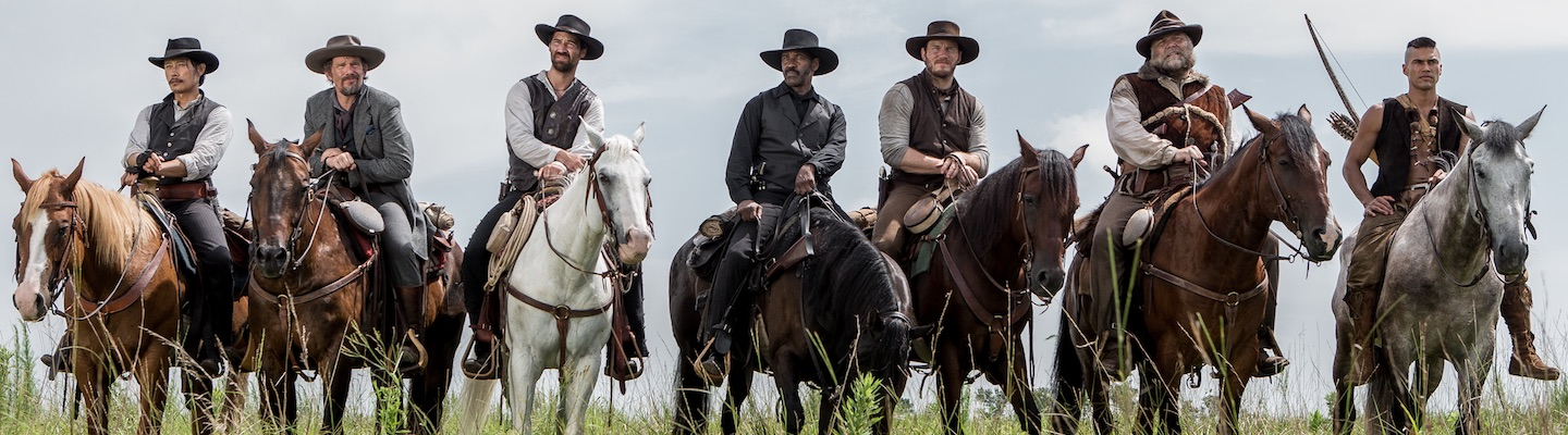 This Week In Movies: 'The Magnificent Seven'