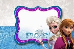 Small Of Frozen Birthday Invitations