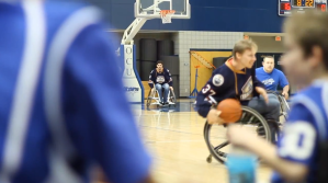 #okcW3 – Adaptive Sports for Athletes with Physical Disabilities