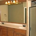 master bathroom in yukon