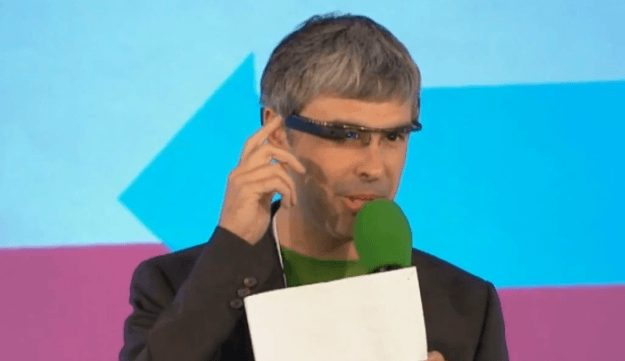 larry-page-glass google now voice voz audio registro como desativar