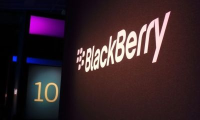 blackberry vendida showmetech