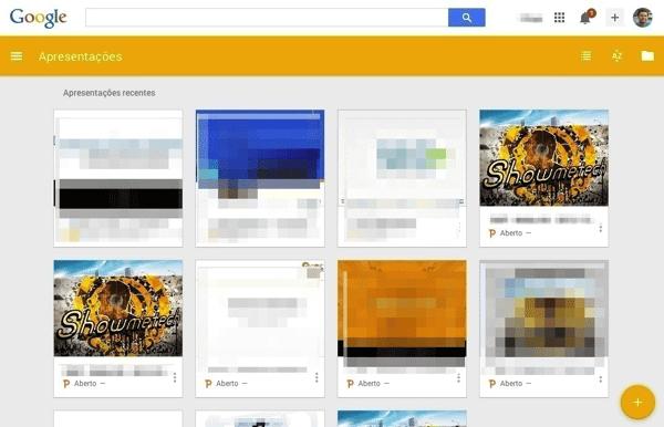 Google Documentos Planilhas e Apresentacoes ganham nova cara com Material Design  Planilhas