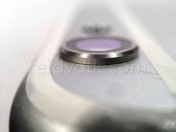 Iphone 6 camera lente