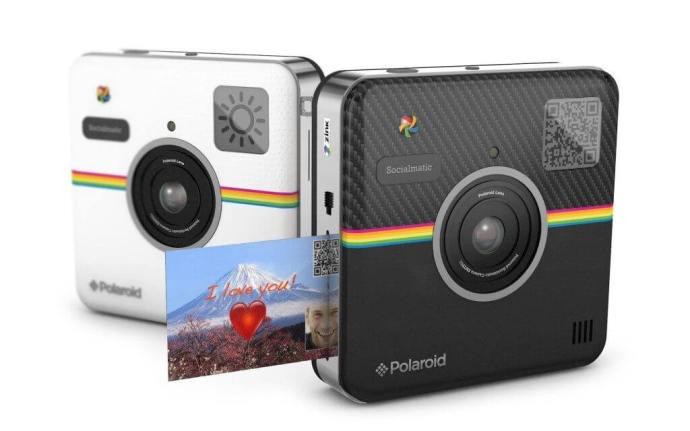 Socialmatic, a câmera Polaroid com Instagram, chega em outubro