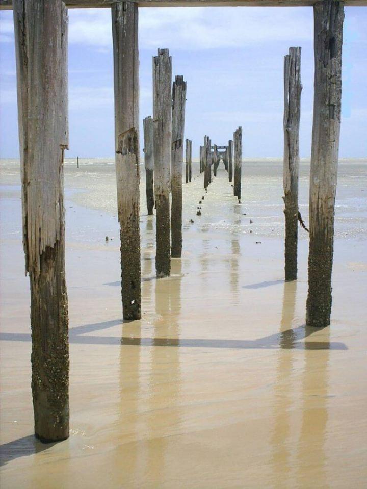 Reflexos fotográficos e simetria