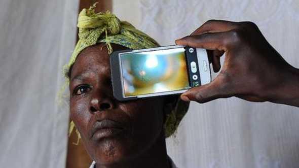 app ebola smartphone