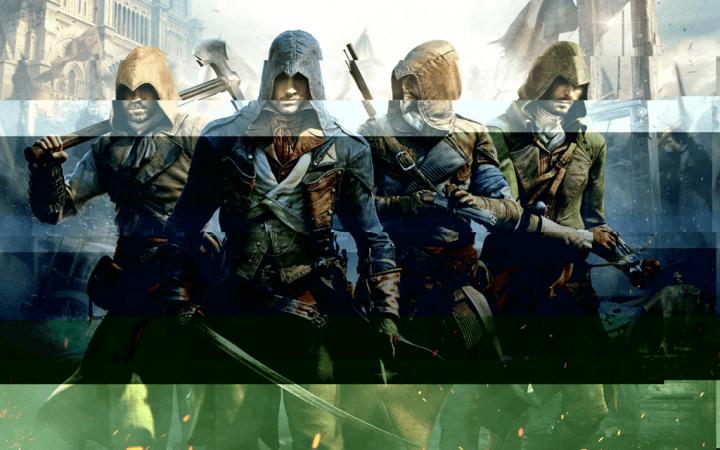 Assassin's Glitch: Unity