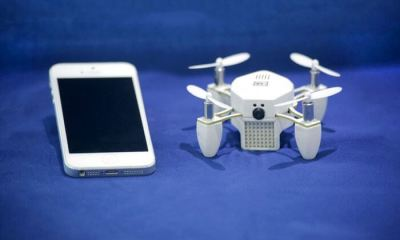 Zano Drone - Fonte Kickstarter.com