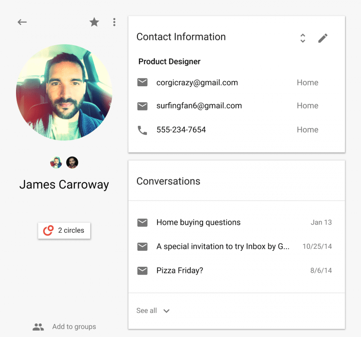 Contacts-preivew-email