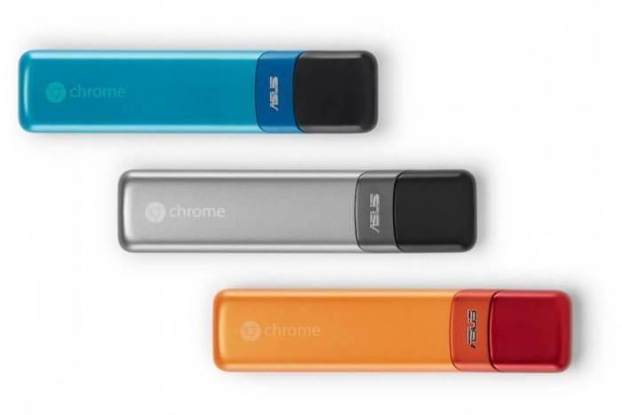 Google apresenta Chomebit, mini-computador que roda o Chrome OS
