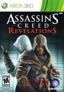 xbox360 Assassin's Creed Revelations