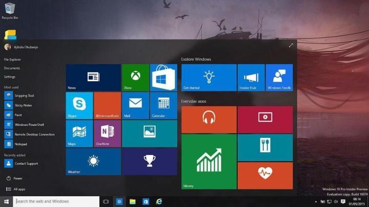 Windows 10 Cortana Brasil