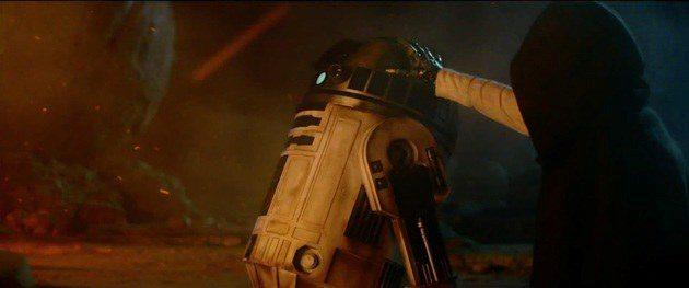 Seria este Luke, reencontrando seu velho amigo?