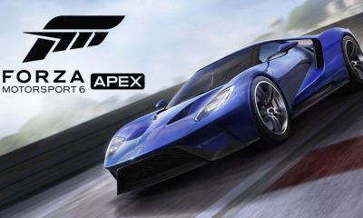 Forza Motorsport 6: Apex para Windows 10 será totalmente gratuito