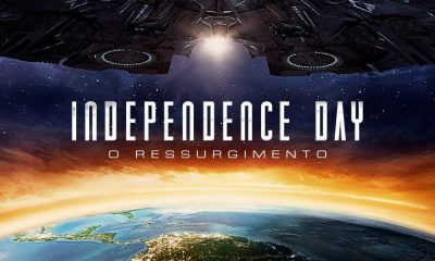 Independence Day: O Ressurgimento - cartaz do filme