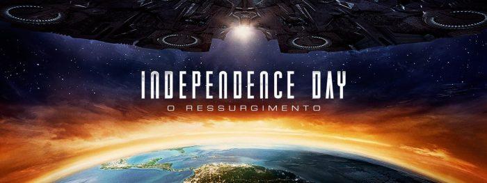Independence Day: O Ressurgimento - cartaz do filme