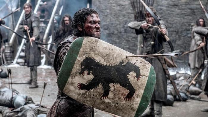 Jon Snow - Game of Thrones 6x09 'Battle of the Bastards'