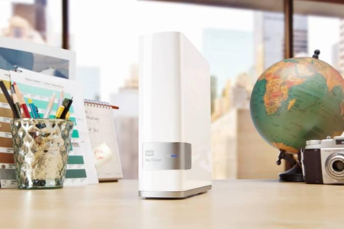 WD My Cloud, dispositivo que cria uma rede pessoal privada