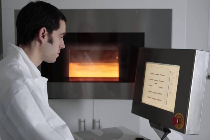 Impressão 3D com metal