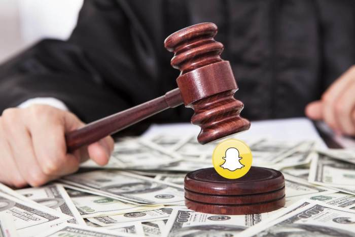 Snapchat processado nos EUA por expor menores à conteúdo sexual
