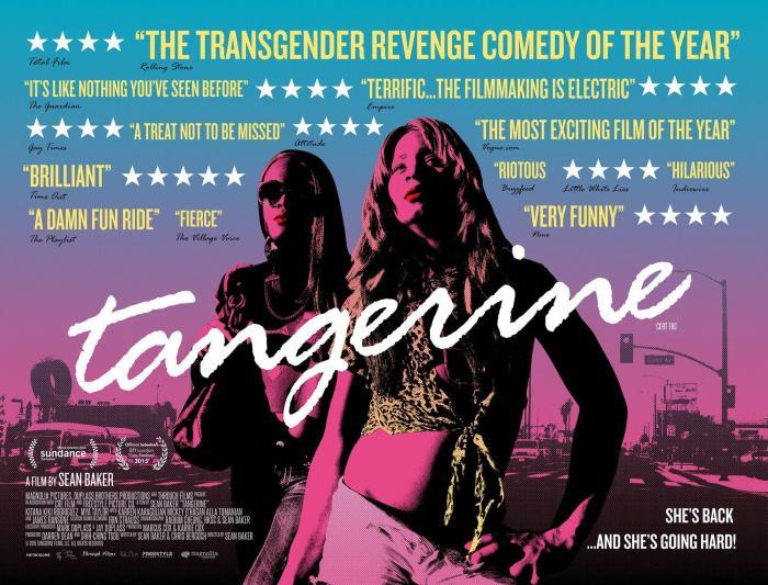 Poster do filme Tangerine (EUA, 2015)