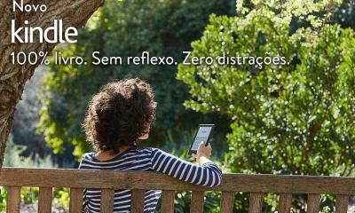 Novo Kindle - Destaque
