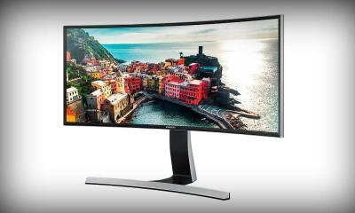 Samsung prepara monitor curvado para gamers na IFA 2016