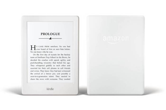 Kindle 8ª geração - Review do Showmetech