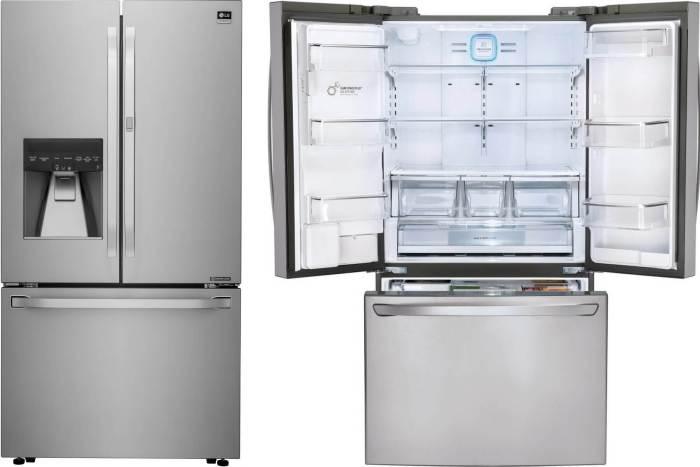 Refrigerador LG Studio (LSFX2476S)