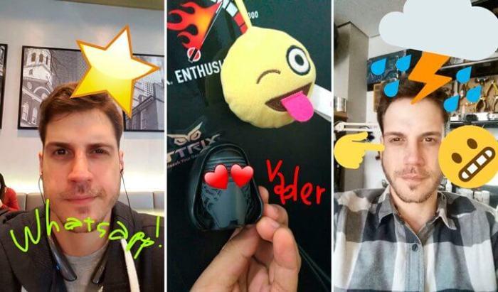 WhatsApp ganha recursos do Snapchat