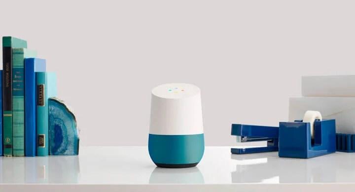 Google home leva o google assistente a todos os c modos da sua casa mercadoetc - Google home design ...
