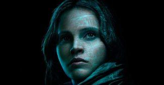 Jyn Erso (Felicity Jones) - Um passado duvidoso. Uma causa maior.
