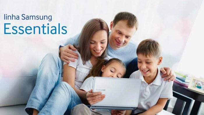 linha Essentials - Preco