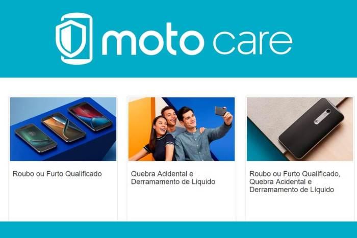Moto Care Proteção - Modalidades de Seguro