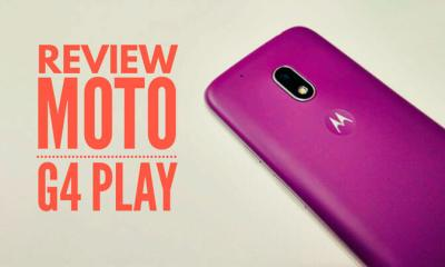 Review Moto G4 Play