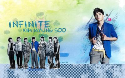 Infinite Kim myung-soo(L) Wallpaper by Eskimo1455