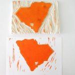 Linocut Block Printing Tutorial