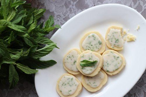 Mint Julep Cookie Recipe . Good Eats