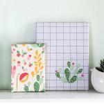 Cactus DIY Fabric Canvas Art - Featured Image