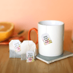Free Printable Tea Bag Tags - Featured Image