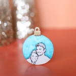Image Transfer Christmas Ornament Photo Gifts - Featured Imae