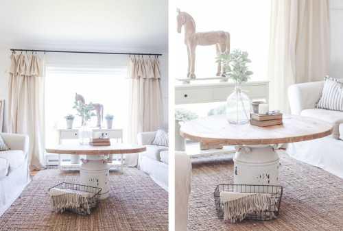 Inspiring Rustic Home Decor Ideas Shutterfly Rustic Home Decor Gifts Rustic Home Decor Fabric Milk Can Coffee Table Farmhouse