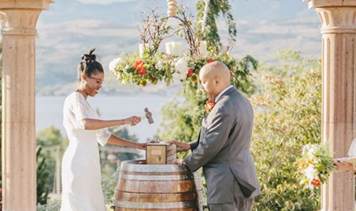 Medium Of Unity Ceremony Ideas