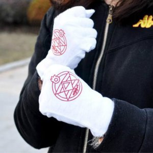 Roy Mustang Gloves Shut Up And Take My Yen : Anime & Gaming Merchandise