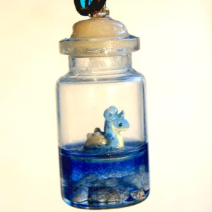 Pokemon In A Bottle Charms