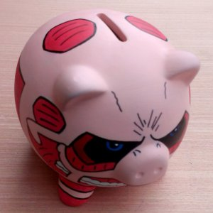 Colossal Titan Piggy Bank Shut Up And Take My Yen : Anime & Gaming Merchandise